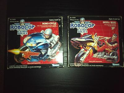 Brand new in box Oldschoo kenner l ROBOCOP bikes (You get both) one pair