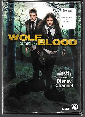 Wolfblood: Season 1 (DVD, 2-Disc Set)~BRAND NEW & SEALED + FREE, FAST SHIPPING!