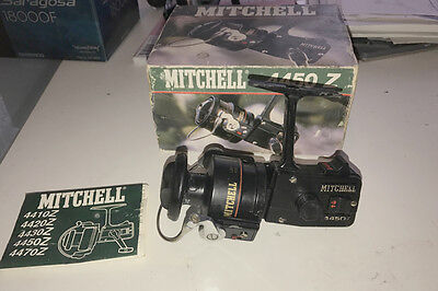 Fishing reel, Mitchell 4450 Z, vintage