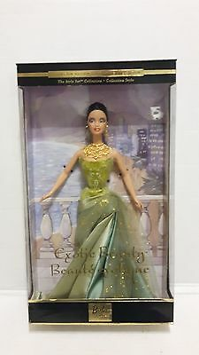 2002 Barbie Collectibles Collection The Style Set Exotic Beauty New Nib B0149