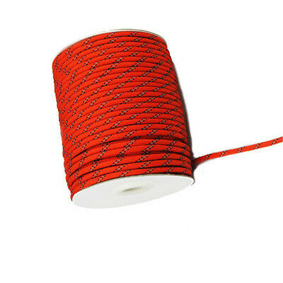 5MM Reflective Guyline Camping Tarp Tent Rope Runners Guy Line Cord Paracord