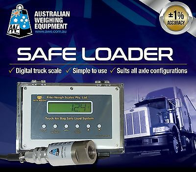 Truck scale - Safe Loader Digital Onboard Weighing Solution