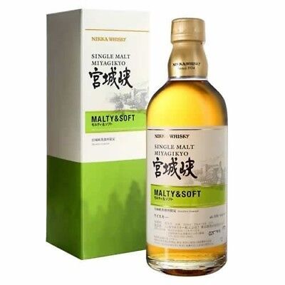 Nikka Miyagikyo - Malty & Soft - Distillery Release Japanese Whisky 500ml