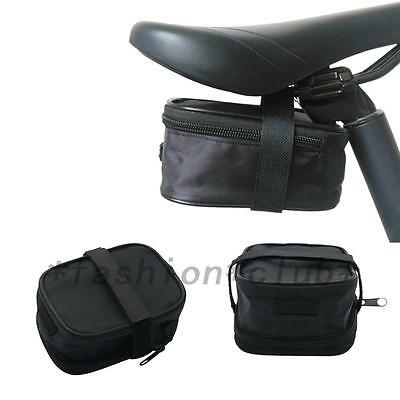 New Outdoor Bike Bicycle Cycling Saddle Rear Seat Bag Pouch Tail Storage