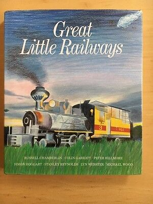 Great Little Railways (1984) Hard Cover Excellent Condition