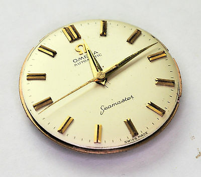 Omega Seamaster CAL 552 Movemnt Dial and Hands