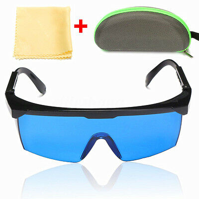590-690nm OD4+ Red Laser Safety Protection Goggles Security Glasses + Box New
