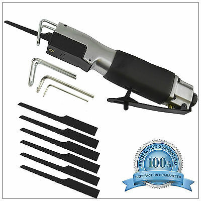 Reciprocating Pneumatic Air Body Saw Trade Quality Bodyshop Cut Off Tool + Blade