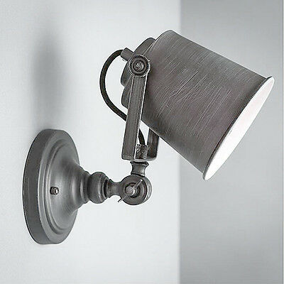 Vintage Retro Industrial Loft Rustic Wall Fixtures Sconce Wall Lights Porch Lamp