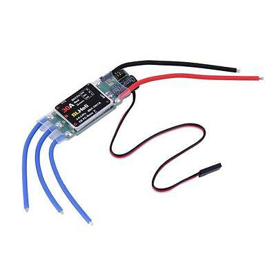 ESC 30A BLHeli Brushless Speed Controller for Aircraft RC Plane Quadcopter   PJ