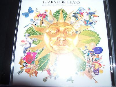 TEARS FOR FEARS Tears Roll Down (Greatest Hits) Very Best Of AU CD - New