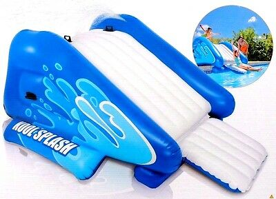 Intex Inflatable Kool Splash Water Slide