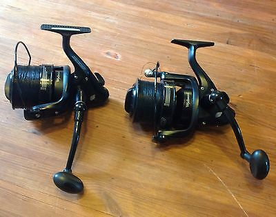 Wychwood 7500 Dispatch Reels X2 Big Pit Carp Fishing Spot Marker