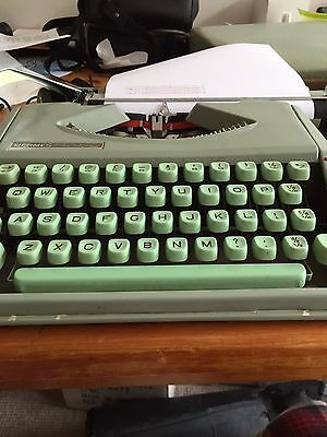 Hermes Baby Typewriter - Will Accept 25 - video link  in description