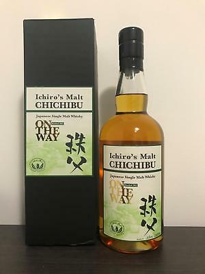 Ichiro's Malt Chichibu - On The Way 2015 Single Malt Japanese Whisky 700ml