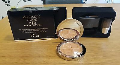 Dior nude air glow powder. 002 fresh light. New