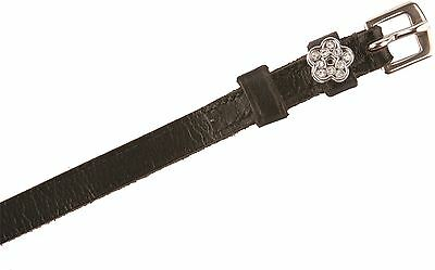 "HyCLASS Diamante Spur Straps 19"" Various Designs 668P"