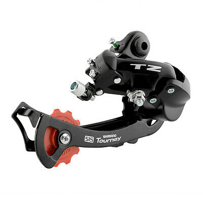 Shimano Tourney TZ50  5/6/7/ Speed Direct Mount MTB Rear Mech Derailleur