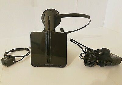 Plantronics CS540 Wireless Convertable DECT Headset
