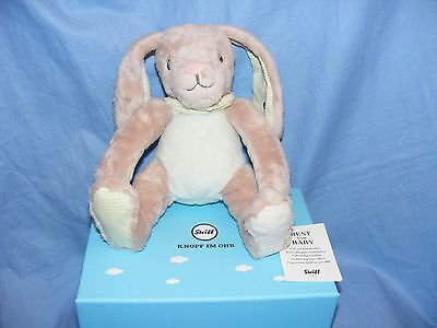 Steiff  My First Steiff Bunny Rabbit EAN 241154 New Baby Gift Present Boxed