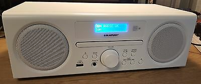 Blaupunkt BPHF-1R DAB Radio Stereo System With Bluetooth- Read