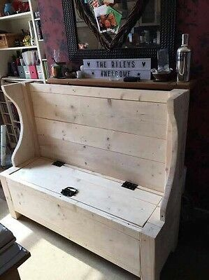 Monks bench (hand crafted)