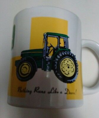 John Deere Licensed collectible Coffee Cup Mug by Gibson