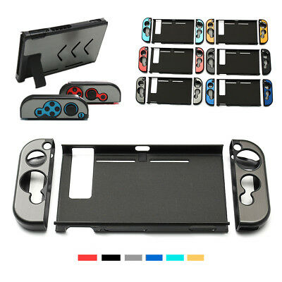 Aluminum Shell Protective Case Anti-slip Cover Skin For Nintendo Switch Console