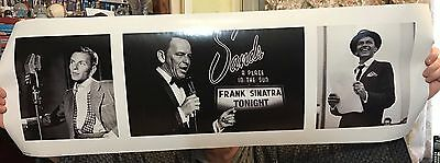 Frank Sinatra Posters A3 and long one