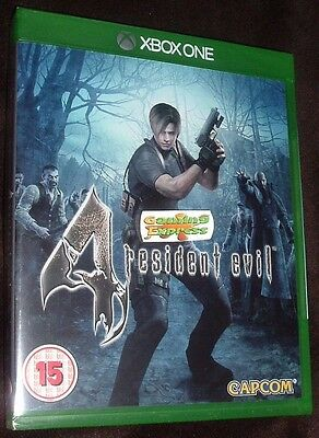 Resident Evil 4 HD Remake XBOX ONE XB1 NEW SEALED FREE UK p&p UK SELLER