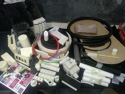 Replica Ghostbusters 2 Proton Pack KIT ONLY NO LIGHTS