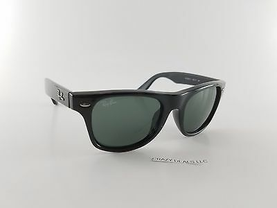 Ray‑Ban Junior RJ9035-S 100/71 3N Wayfarer Black Sunglasses 805289119920 {8-1}