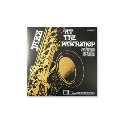 Jazz At The Pawnshop 180 Gr LP ATR MC-LP 003 ATR-Mastercut Recording Audio Trade