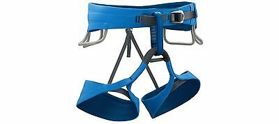 Black Diamond Men's Solution Harness Ultra Blue Large Brand New