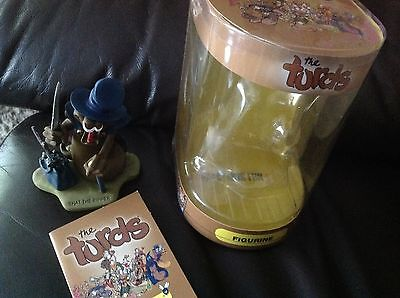The Turds Figurines - Sh*t the Ripper With Box and Log Book