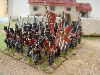 Warlord Games British  Napoleonic Infantry Painted To Order