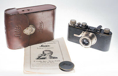Leica I A (early SN #4568)