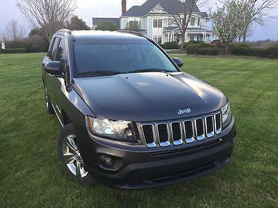 2015 Jeep Compass Sport 2015 JEEP COMPASS