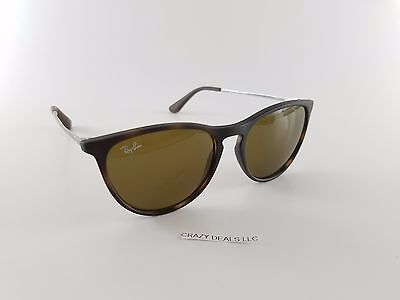 Ray‑Ban Junior RJ9060S 7006/73 50 Sunglasses Matte/Tortoise 8053672291643 {8-12}