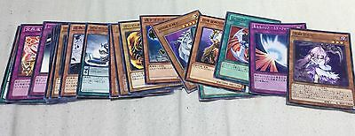 Collection of foreign Yu-Gi-Oh! cards