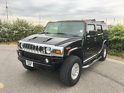 2003 53 Hummer H2 6.0 Litre Auto Full Leather Cilmate Gas Conversion