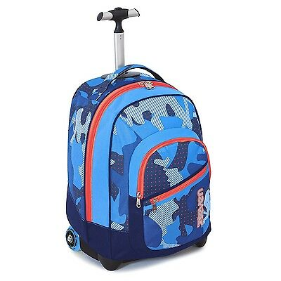 Trolley Seven Boy FIT MIMETICAL 2in1 35LT blu