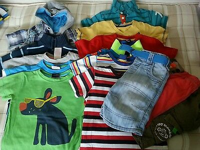 Baby boy clothes bundle 18-24months