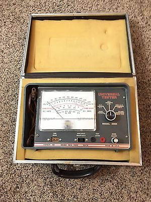 Vintage KAPNER UNIVERSAL TESTER MODEL 300K New York