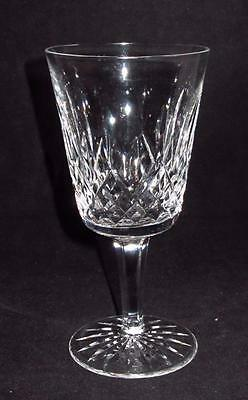 """Waterford Crystal LISMORE Water Goblet or Glass , 6 7/8"""""""