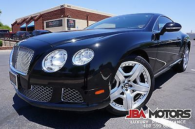 2012 Bentley Continental GT 12 Bentley Continental GT Coupe 2012 Bentley Continental GT Coupe 1 Owner like 2008 2009 2010 2011 2013 2014 15