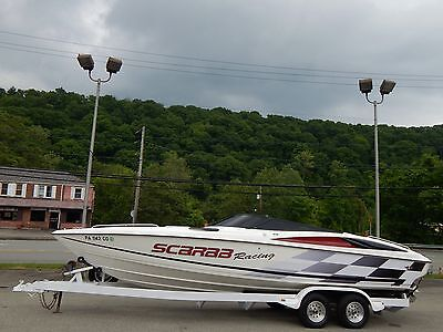 1996 Wellcraft Scarab 26ft