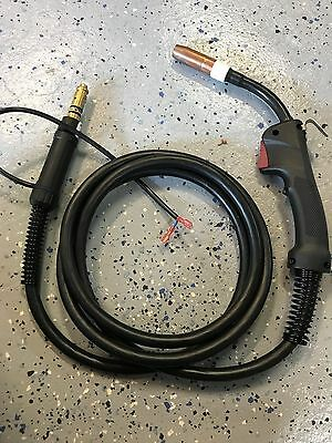 Lincoln Magnum FLEX HEAD 100L K530-5 Replacement MIG Welding Gun Torch 100A 10'