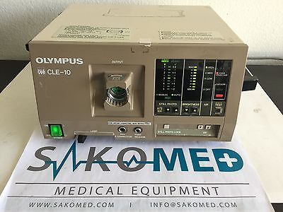 Olympus OES CLE10 Halogen Light Source