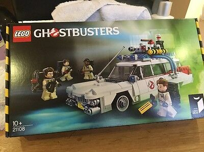 LEGO - Ideas - Ghostbusters ECTO-1 - 21108 - Brand New & Sealed